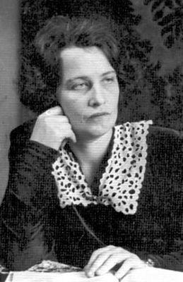 Клавдия Александровна Бархатова